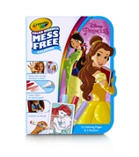 Color Wonder On The Go Disney Princess