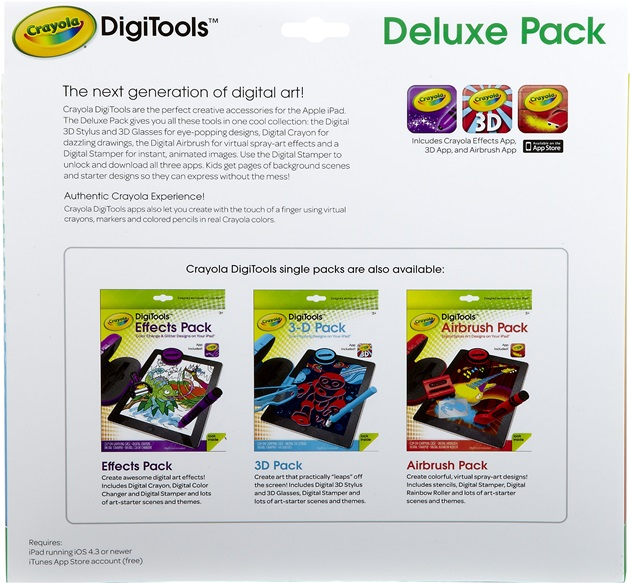 DigiTools Deluxe Pack back