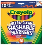 10 UC bold markers