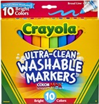 10 UC bright markers