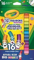 16 Washable Pip-Squeaks Skinnies Markers