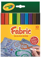 10 Fabric Markers