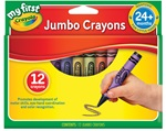 My First Jumbo Crayons