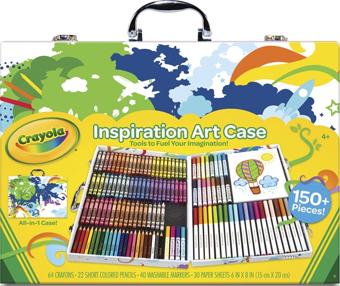 Inspiration Art Case