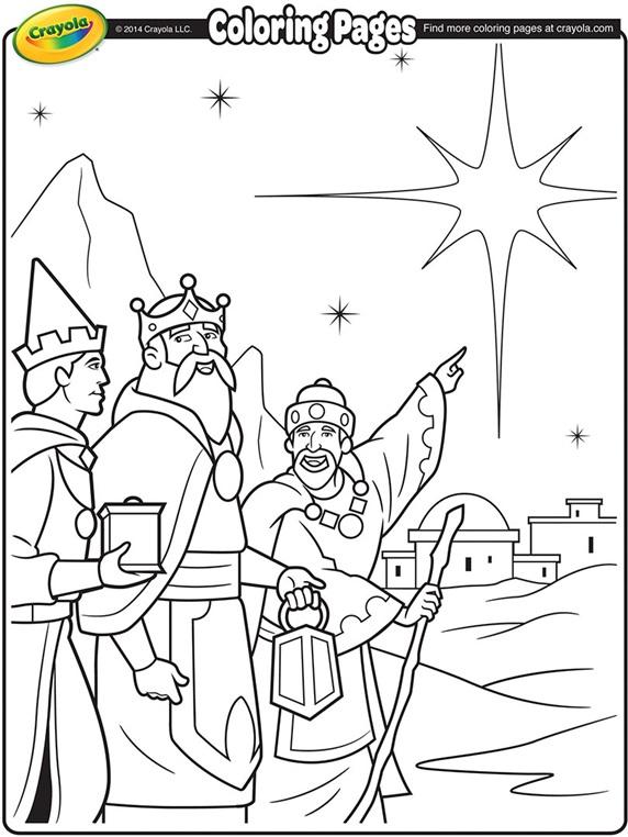 Three Kings Crayola Com Au